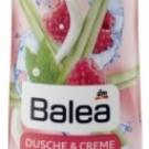 Dusche & Creme - Himbeere & Zitronengras de Balea, Balea - Soin du corps - Gel douche / bain