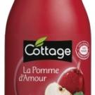 Douche Lait Tonifiante - La Pomme d'Amour, Cottage - Soin du corps - Gel douche / bain