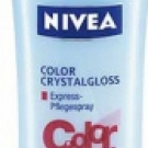 Express Pflegespray - Color CrystalGloss, Nivea