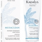Masque Purifiant Onctueux - Musaclean, Kadalys