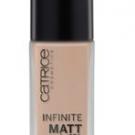 Infinite Matt up to 18 h Make-Up de Catrice, Catrice