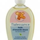 Huile d'Amande Douce - Bébé de Natessance, Natessance - Cheveux - Huile