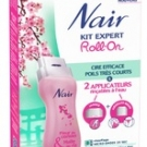 Kit Expert Roll-on peaux sensibles de Nair, Nair