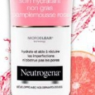 Soin Hydratant Non Gras Pamplemousse Rose - Visibly Clear, Neutrogena