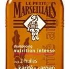Shampooing Nutrition Intense - Karité Argan, Le Petit Marseillais