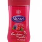 Gel douche Cranberry Myrtille - Manava de Leclerc Marque Repère, Manava - Soin du corps - Gel douche / bain