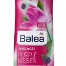 Gel douche Purple Kisses - Edition Limitée de Balea, Balea