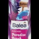 Gel douche Paradise Beach Edition Limitée de chez Balea, Balea