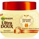 Masque Reconstituant Trésors de Miel - Ultra Doux, Garnier - Cheveux - Masque hydratant