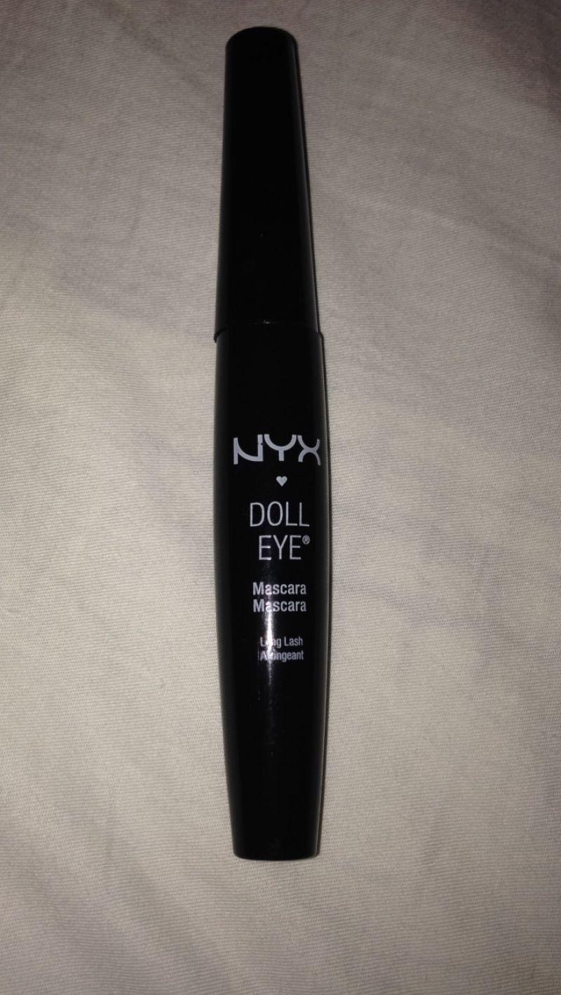 Swatch Doll eye, NYX