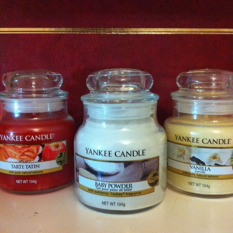 Swatch Bougie Parfumée, Yankee Candle
