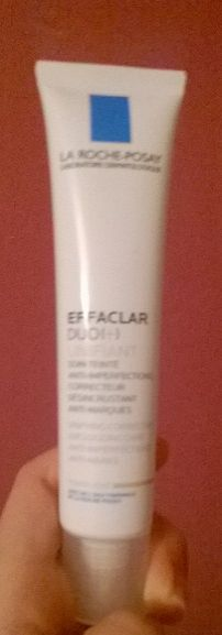 Swatch Effaclar Duo [ ] Soin Anti-Imperfections, La Roche-Posay
