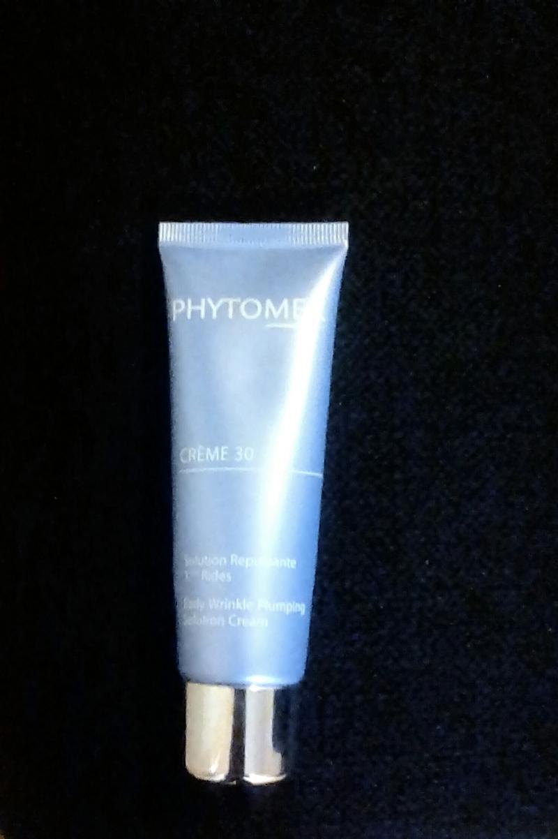 Swatch Crème 30 Solution Repulpante 1ères rides, Phytomer