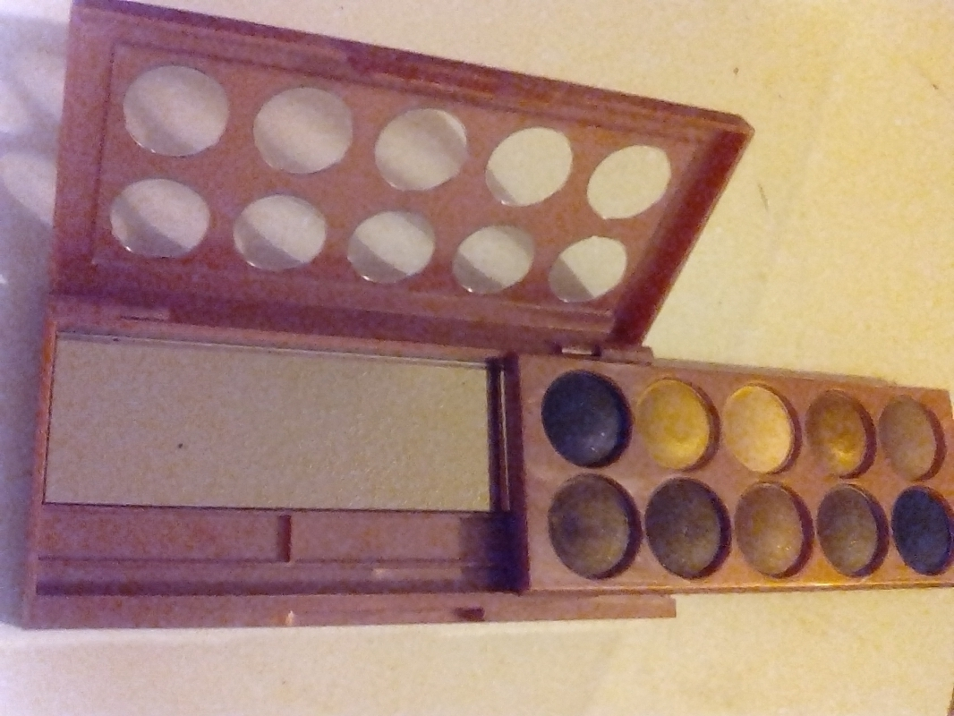Swatch Dream Catcher Palette, NYX