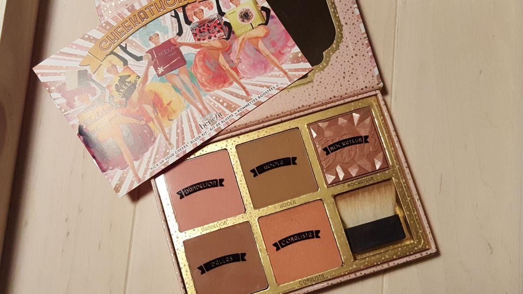 Swatch Cheekathon, Benefit Cosmetics