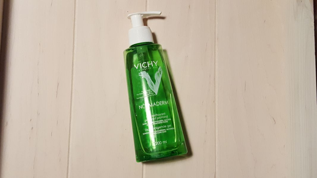 Swatch Normaderm Gel nettoyant purifiant profond, Vichy