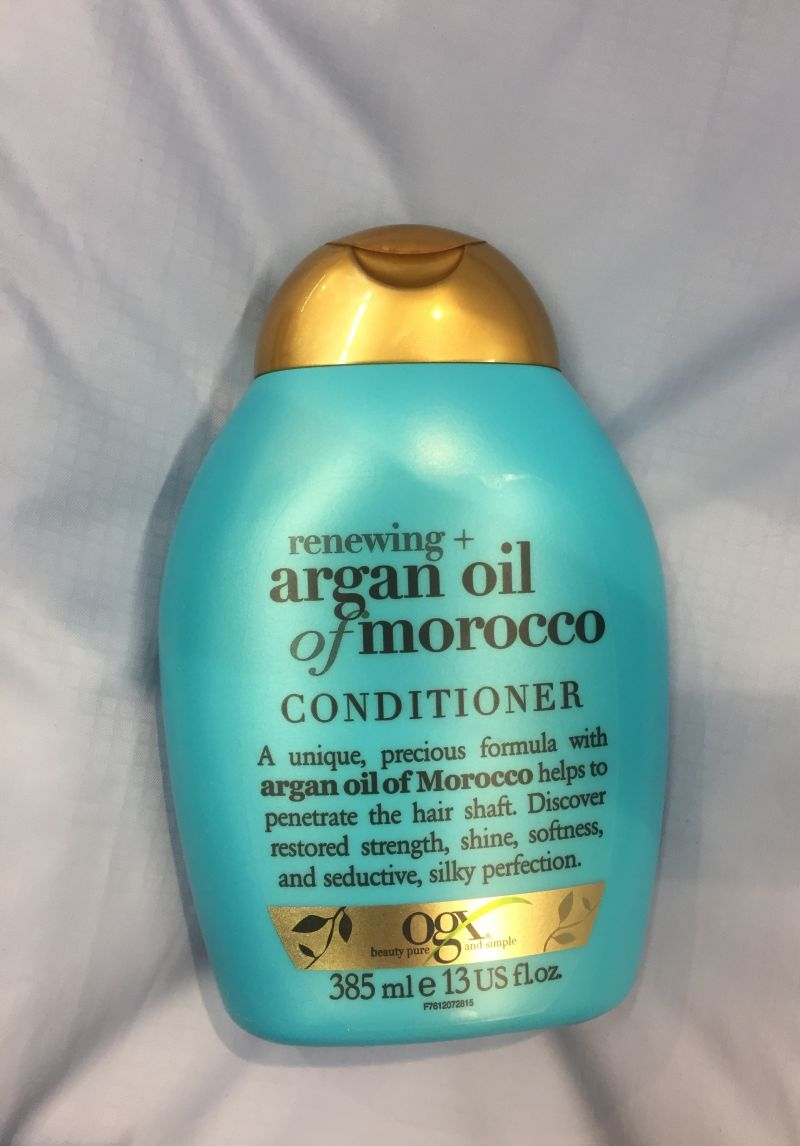 Swatch Argan oil Conditionner, OGX®