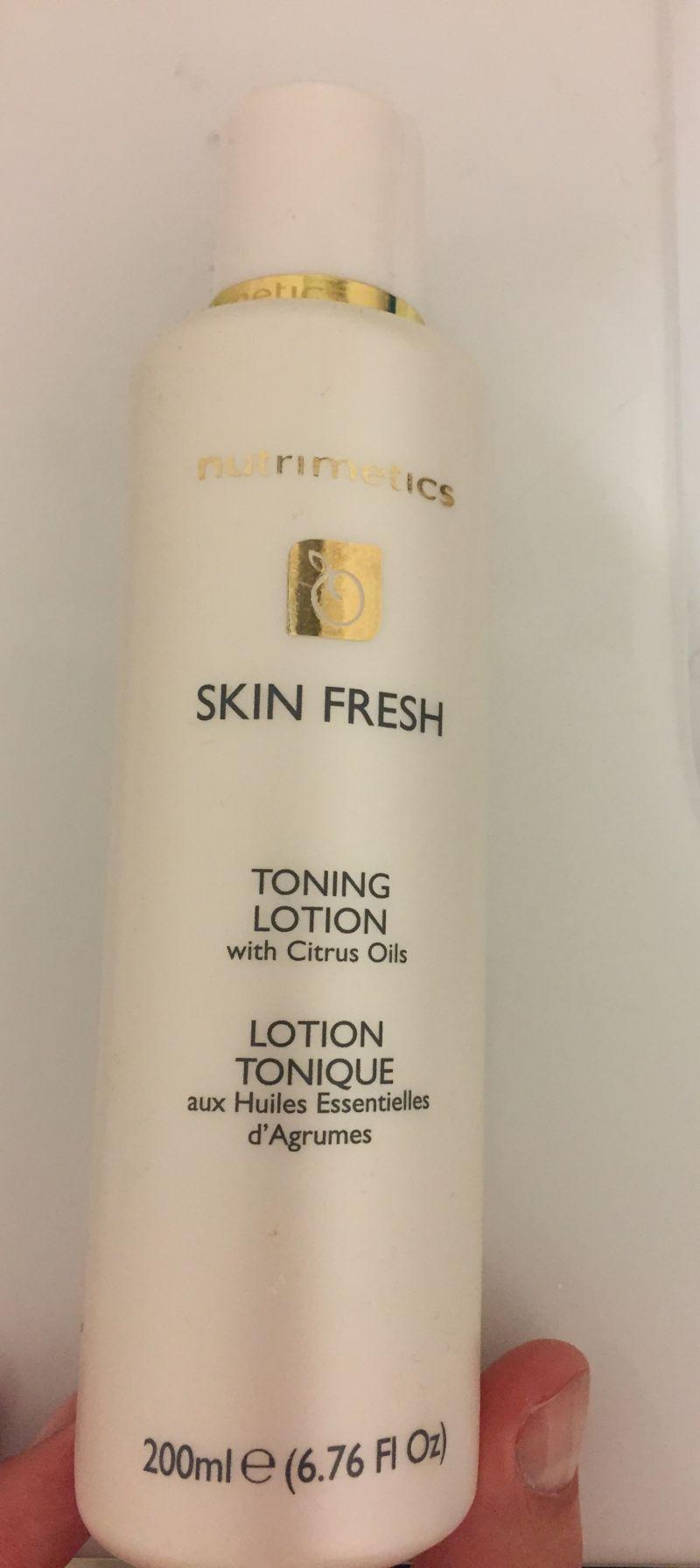 Swatch Skin fresh, Nutrimetics