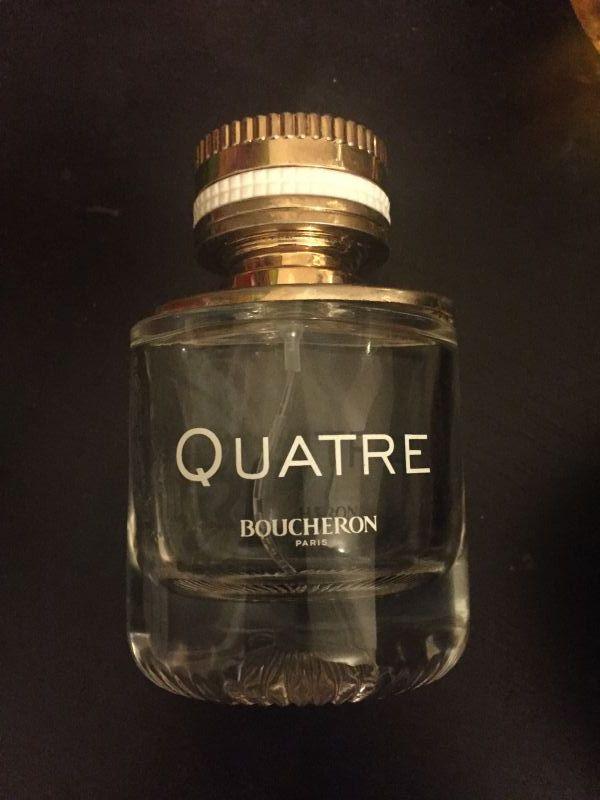 Swatch Quatre pour Femme - Eau de Parfum, Boucheron