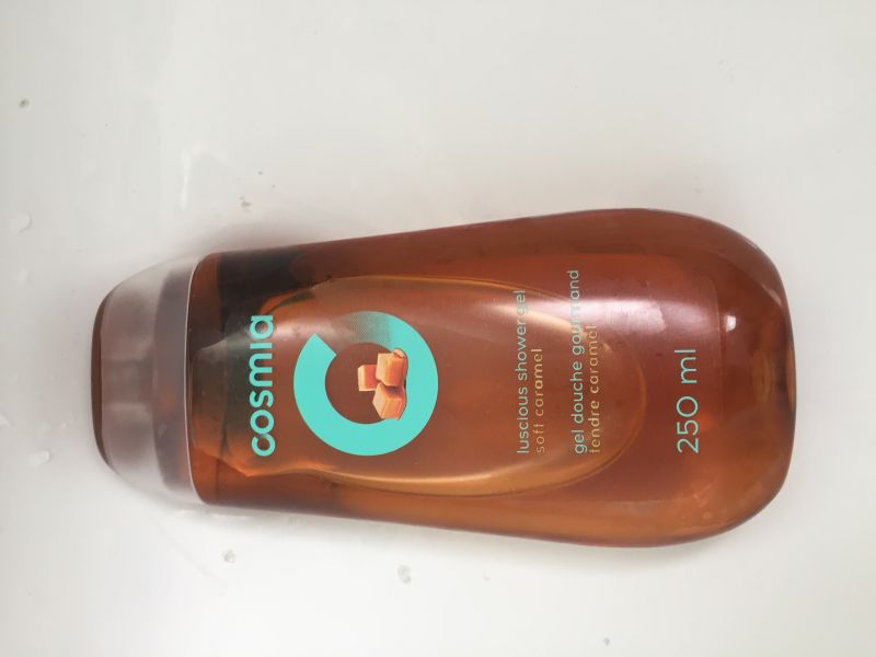 Swatch Gel douche gourmand, Cosmia