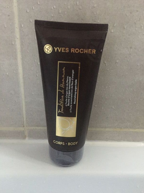Swatch Lait pour le corps, Yves Rocher