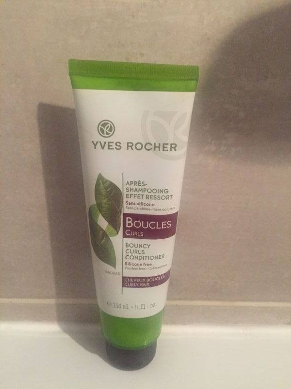 Swatch Boucles - Shampooing Soin Effet Ressort, Yves Rocher