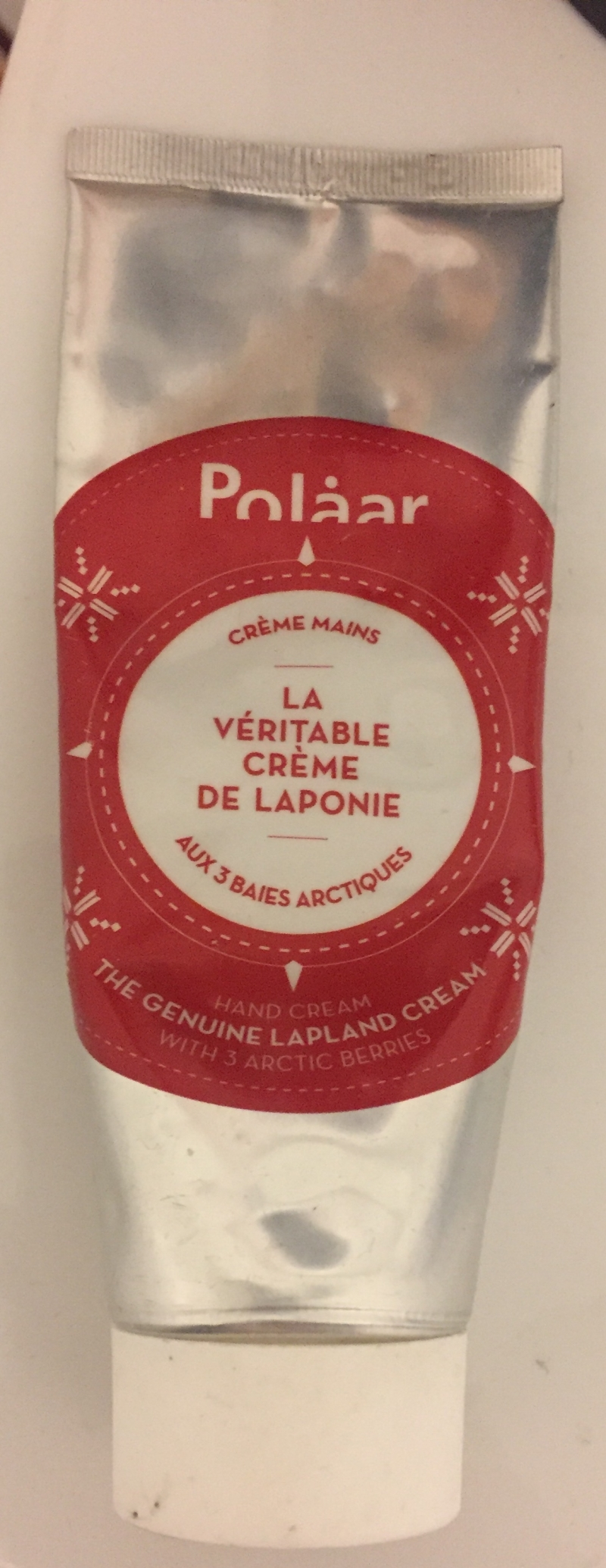 Swatch Crème Mains La Véritable Crème De Laponie, Polaar