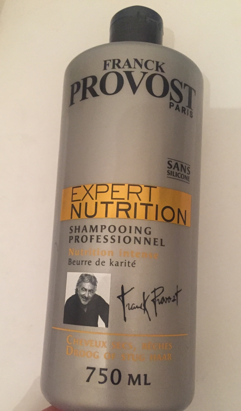 Swatch Expert nutrition Shampooing professionnel, Franck Provost