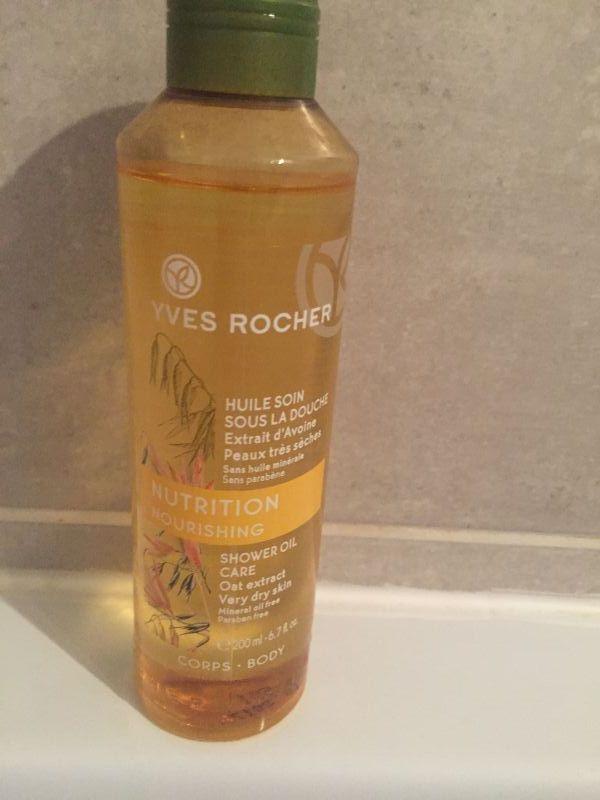 Swatch Huile Soin sous la douche - Peaux très sèches, Yves Rocher