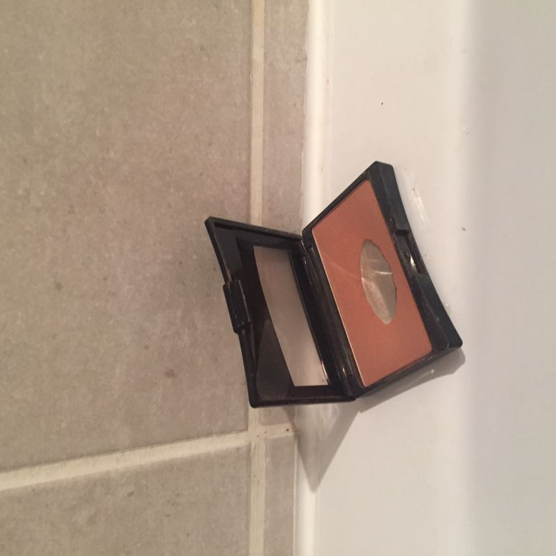 Swatch Blush Naturel, Yves Rocher