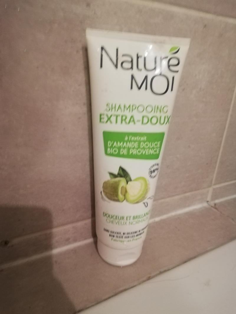 Swatch Shampoing Extra Doux, NaturÉ Moi