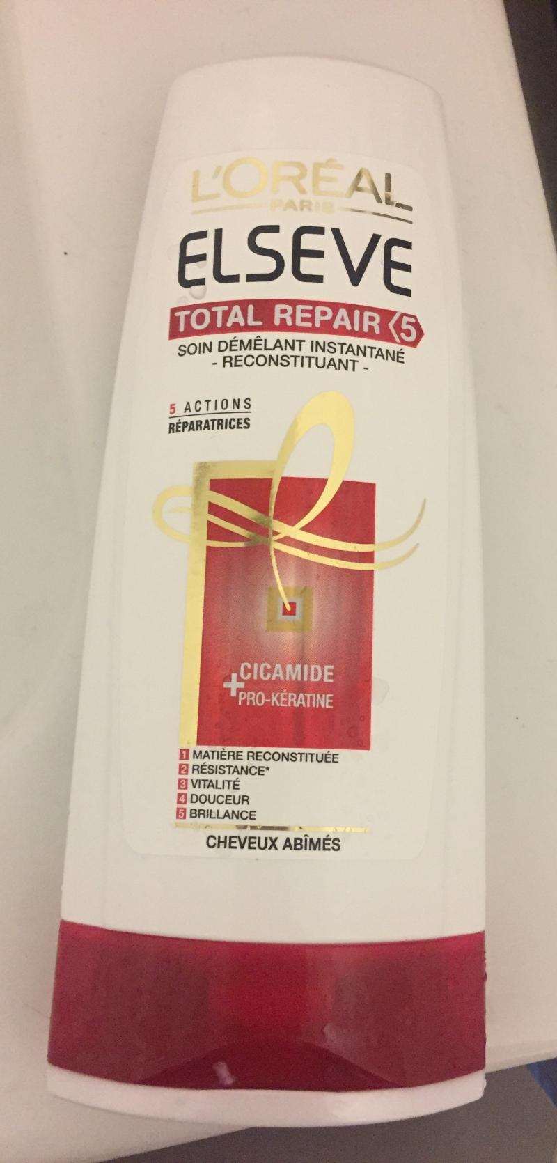 Swatch Total repair, L'Oréal Paris