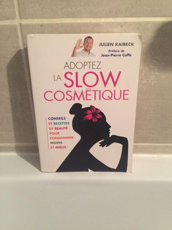 Swatch Adoptez la slow cosmétique, de Julien Kaibeck, LEDUC.S