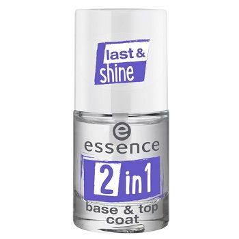 2 en 1 base et top coat, Essence : maï.s22 aime !
