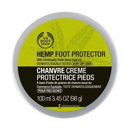 Crème Protectrice Pieds Chanvre, The Body Shop - Infos et avis