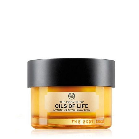 Crème Revitalisante Intense Oils Of Life, The Body Shop - Infos et avis