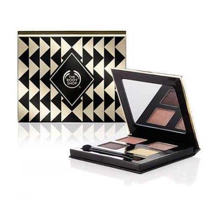 Palette Grooving Gold, The Body Shop - Infos et avis