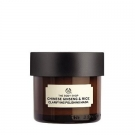 Masque Gommant Illuminateur au Ginseng et Riz Chinois, The Body Shop