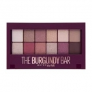 The Burgundy Bar, Maybelline New York - Maquillage - Ombre / fard à paupières