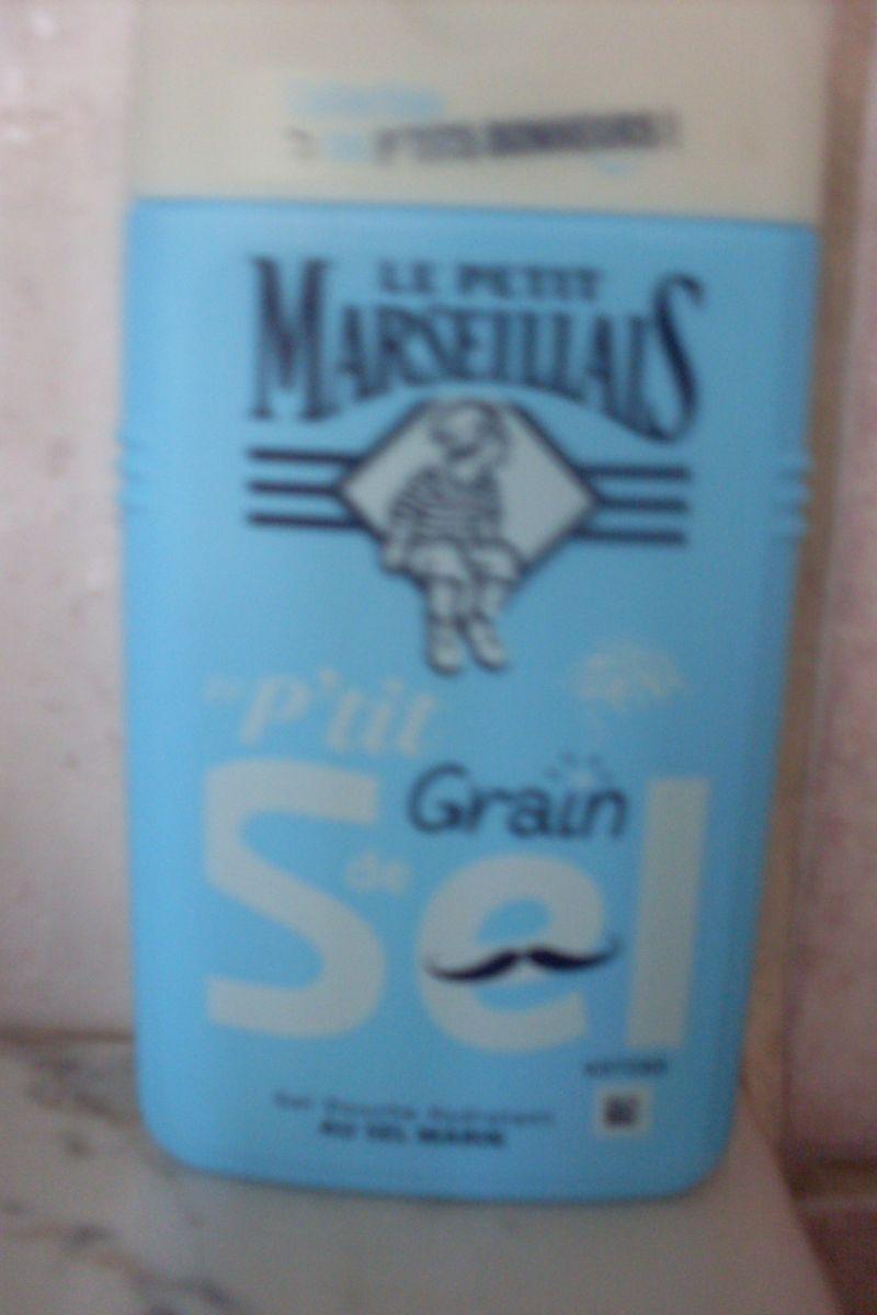 Swatch Gel Douche Le L'Ptit Grain de Sel, Le Petit Marseillais