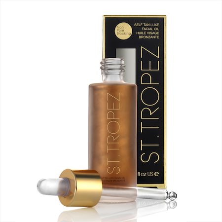 Self Tan Luxe Facial Oil, St. Tropez : ophelieg aime !