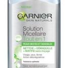Eau micellaire peaux mixtes, Garnier - Soin du visage - Démaquillant / démaquillant waterproof