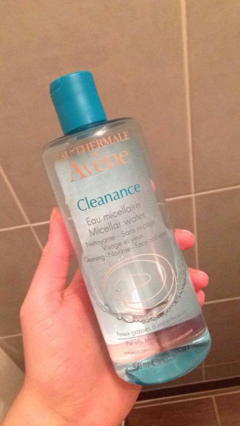 Swatch Cleanance Eau Micellaire, Avène