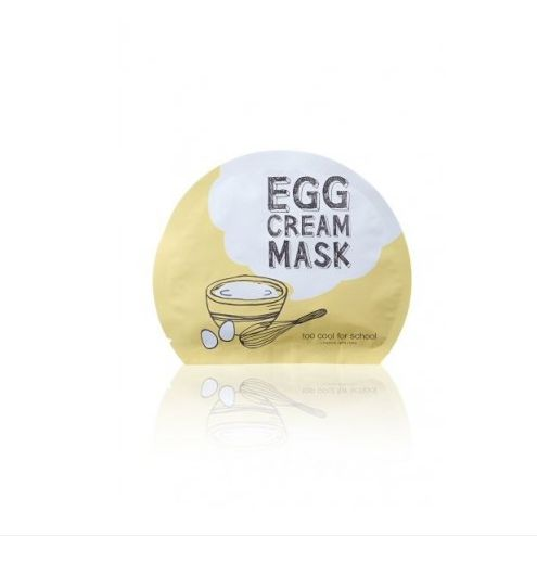Egg Cream Mask, Too Cool for School - Infos et avis