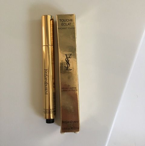 Swatch Touche Eclat, Yves Saint Laurent