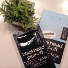 Blackhead peel-off, Sence beauty - Soin du visage - Masque