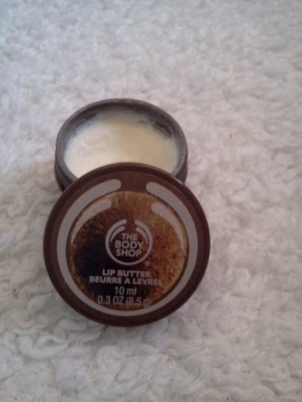 Swatch Baume à Lèvres Karité, The Body Shop