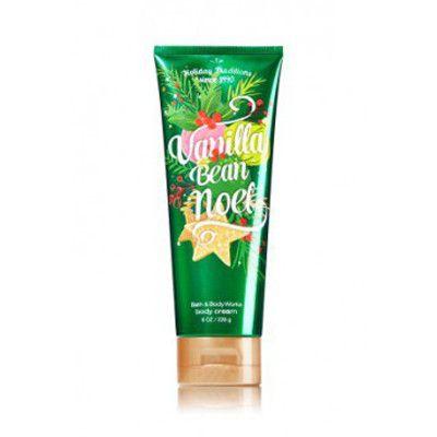 Crème Vanilla Bean Noel, Bath & Body Works - Infos et avis