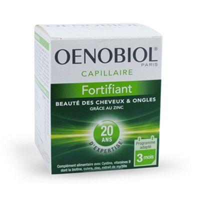 OENOBIOL® CAPILLAIRE FORTIFIANT - 180 comprimés, Oenobiol - Infos et avis