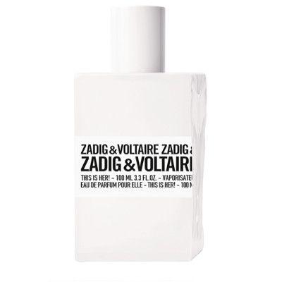 This is Her! Eau De Parfum 100ml, Zadig & Voltaire - Infos et avis